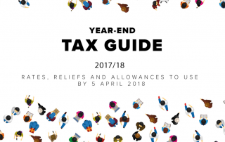 Year-end Tax Guide 2017/18