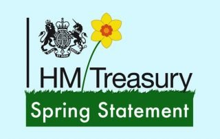 HM Treasury Spring Statement graphic