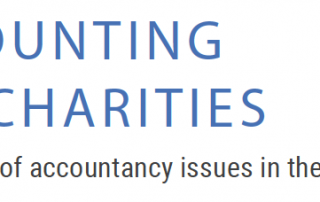 Accounting for charities - an overview of accountancy issues in the third sector.