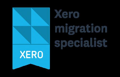 Xero migration specialist badge
