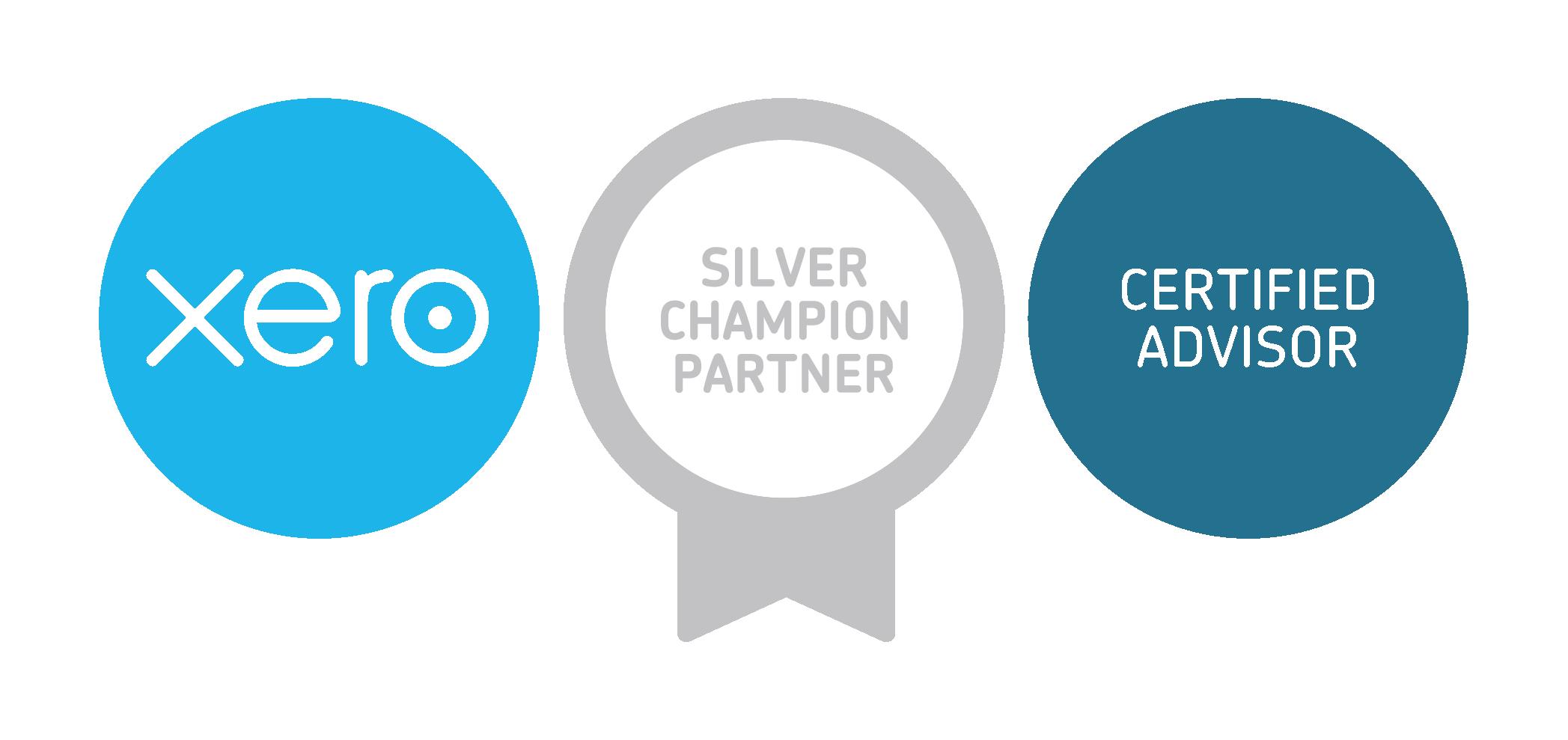 Xero Silver Champion Partner - Certified Advisor