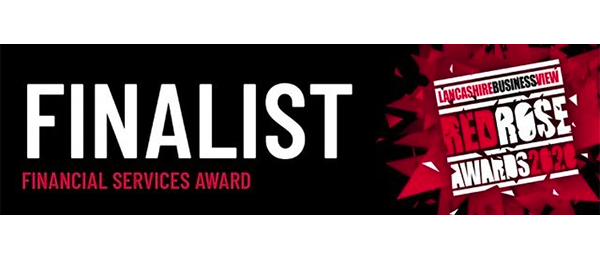 Red Rose Awards - Finalist financial services award